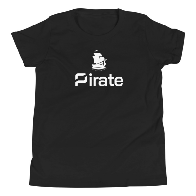 Short sleeve T-shirt for children – Pirate