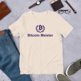 T-shirt – Bitcoin Meister