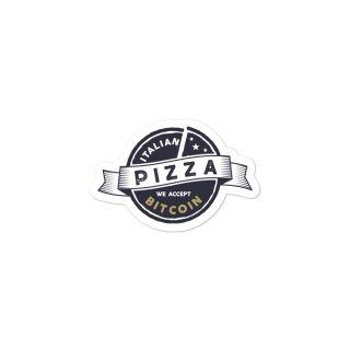Sticker – Bitcoin Pizza