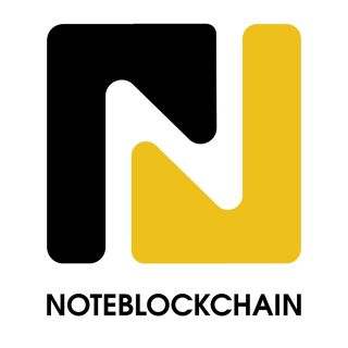 Noteblockchain-colored with text