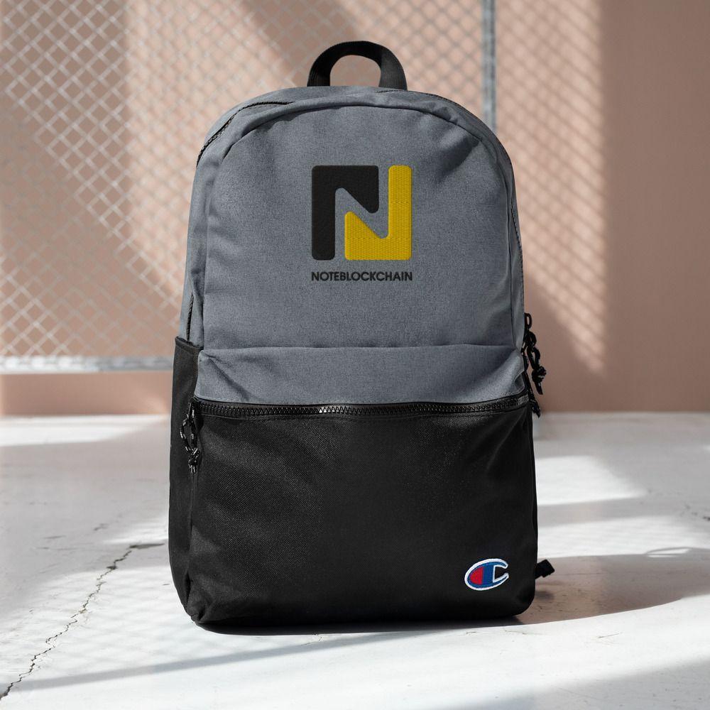 champion-backpack-heather-grey-black-front-60edb9b8cda68.jpg