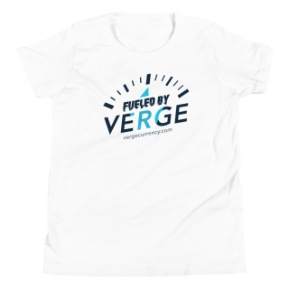 Short sleeve T-shirt for children – Fueled by Verge