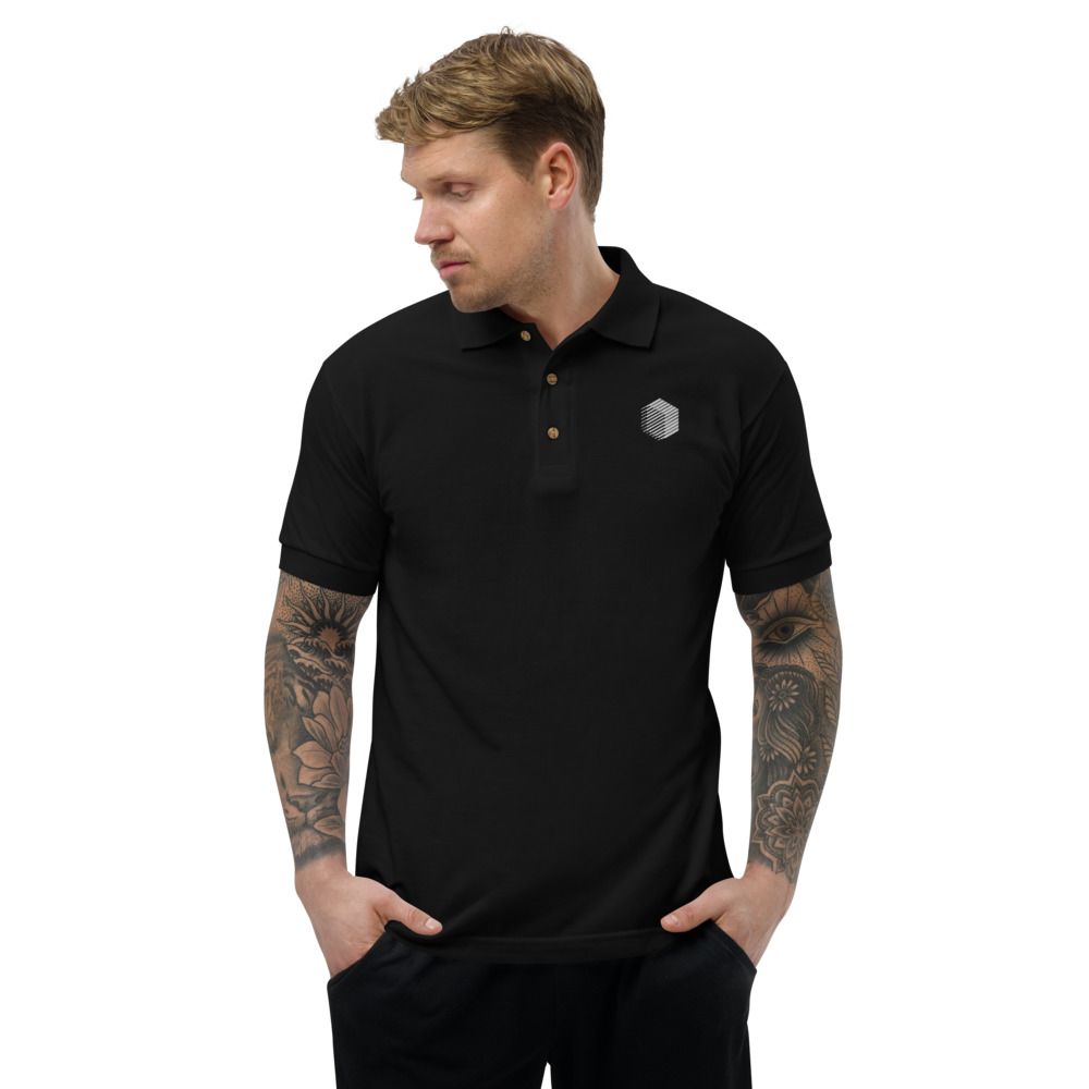 Embroidered Polo Shirt – Ren