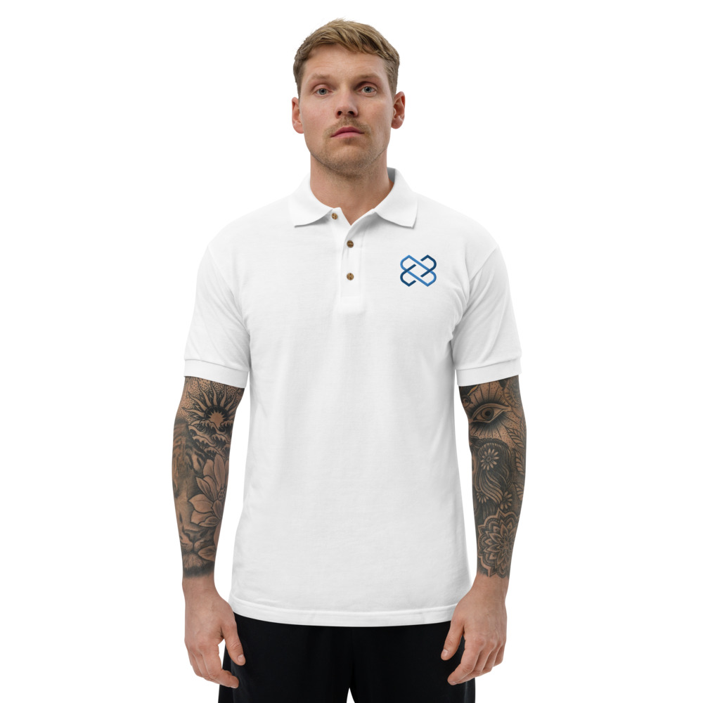 Embroidered Polo Shirt – Loom Network