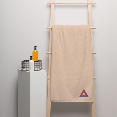 Oversized Turkish cotton towel – Basic Attention Token
