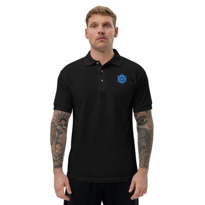 Embroidered Polo Shirt – Storj