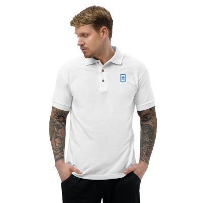 Embroidered Polo Shirt – Theta Network THETA