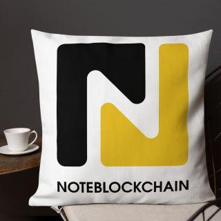 Premium Pillow – Note Blockchain – japanese lion