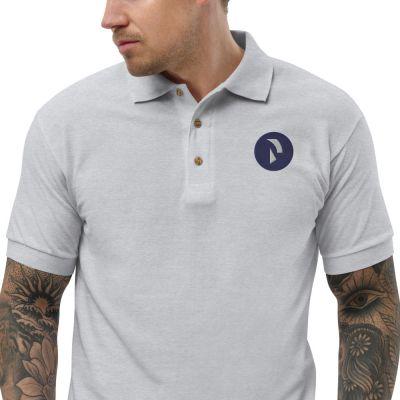 Embroidered Polo Shirt – Raiden Network RDN