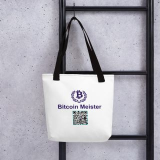 Tote bag – Bitcoin Meister