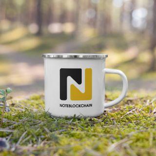 Enamel Mug – Note Blockchain
