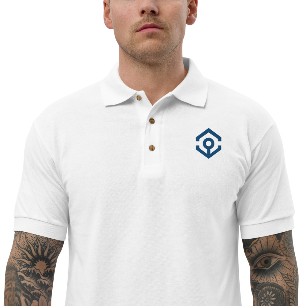 Embroidered Polo Shirt – Ankr