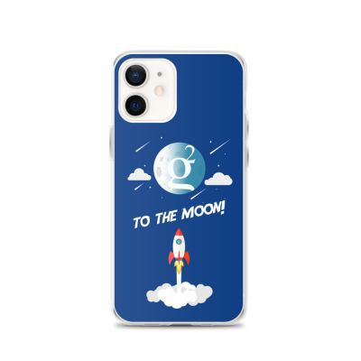 iPhone Case – Groestlcoin – to the moon