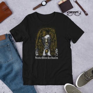 Short-Sleeve Unisex T-Shirt – Note Rebellion