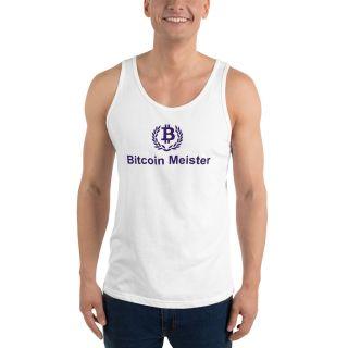 Unisex Tank Top – Bitcoin Meister