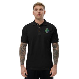 Embroidered Polo Shirt – Aurora AOA