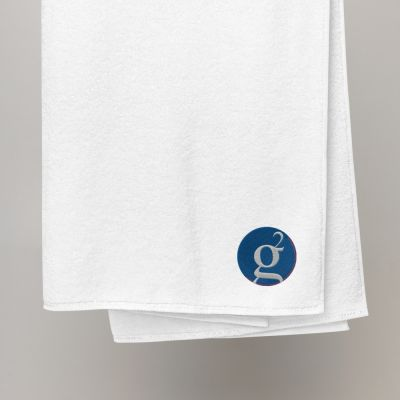 Oversized Turkish cotton towel – Groestlcoin