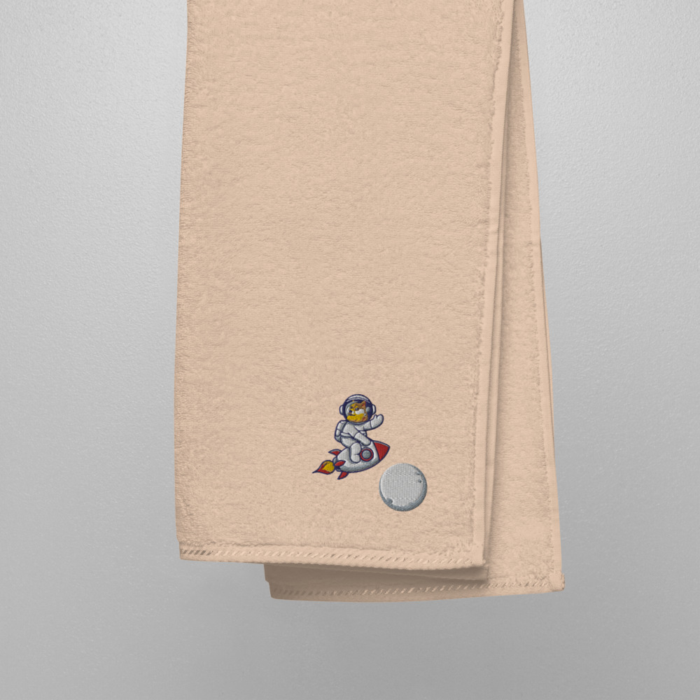 Turkish cotton towel – Dogecoin to the moon